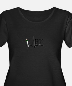 Respiratory Therapy 8 Plus Size T-Shirt