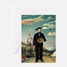 Funny 1890 Greeting Card