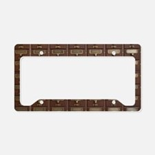Unique Catalog License Plate Holder