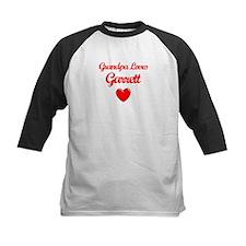 Grandpa Loves Garrett Tee