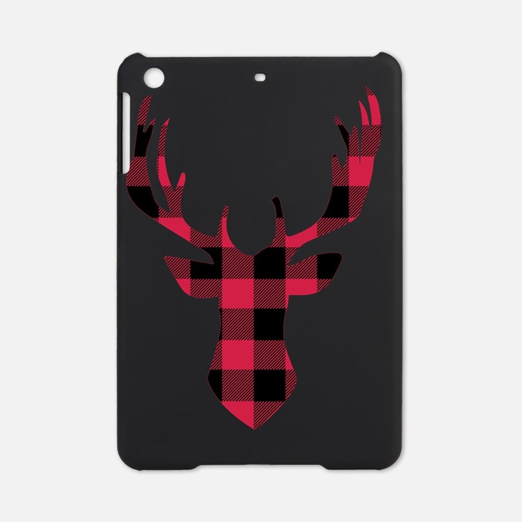 Cute Plaid iPad Mini Case