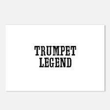 Trumpet legend Postcards (Package of 8)