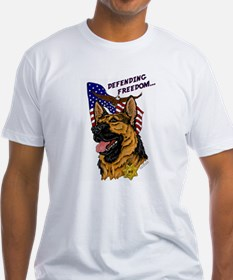 German Shepherd K-9 t-shirt #1 T-Shirt