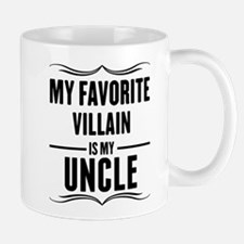 My Favorite Villain Is My Uncle Mugs