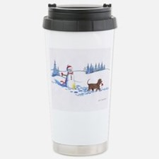 Unique Water dog Travel Mug
