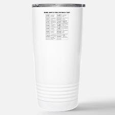 Unique Online Travel Mug