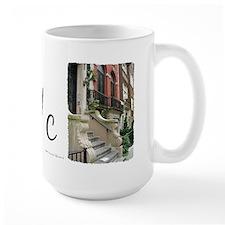 Row House in NYC Mug