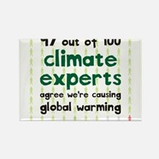 Climate Consensus Magnets