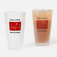 Fun Post Heart Surgery Drinking Glass