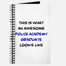 awesome police academy Journal