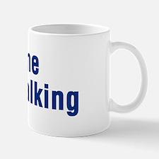 Let Me Do The Talking Mug