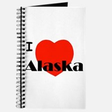 I Love Alaska! Journal