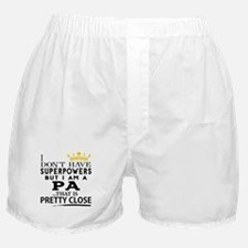 SUPER PA! Boxer Shorts
