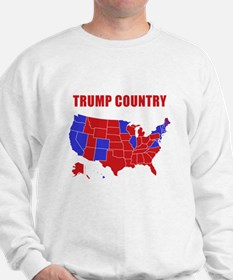 Trump Country Sweatshirt