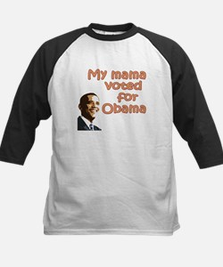 mama-voted-for-obama Baseball Jersey