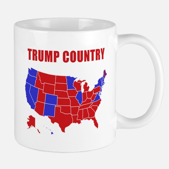 Trump Country Mug