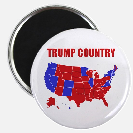 Trump Country Magnet