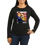 Rosie the riveter Long Sleeve T Shirts