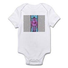 Cute Android Infant Bodysuit