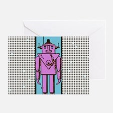 robotguy Greeting Cards