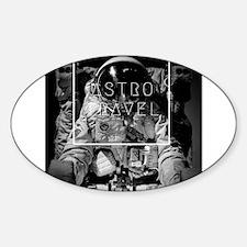 Astro Travel 2 Decal
