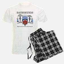 Dachshundbed Pajamas
