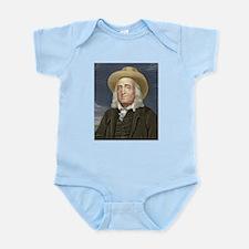 Jeremy Bentham, British philosopher Body Suit