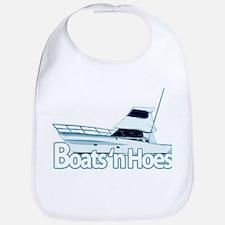 boats1 Baby Bib