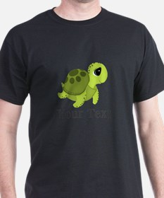 Personalizable Sea Turtle T-Shirt