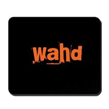 Work At Home Dad Mousepad