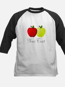 Personalizable Apples Baseball Jersey