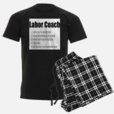 Labor Coach Pajamas