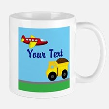 Trucks and Planes Mugs