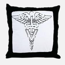 Unique Veterinary nurse Throw Pillow