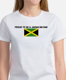 PROUD TO BE A JAMAICAN DAD Tee