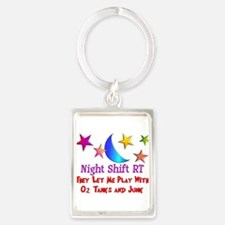 Night Shift Keychains