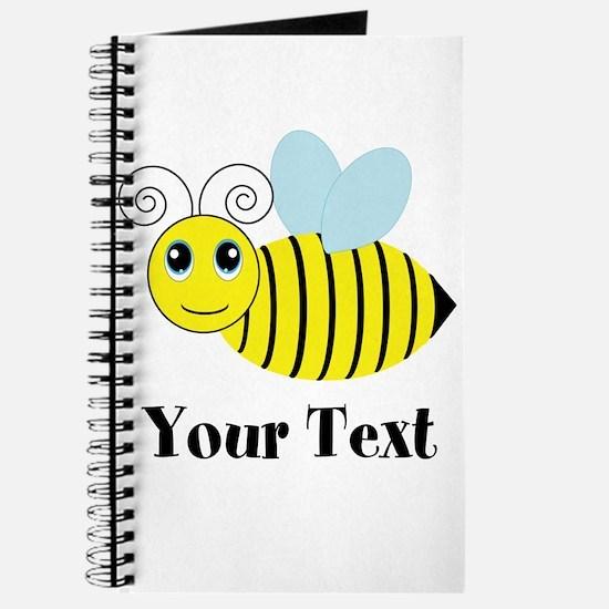 Personalizable Honey Bee Journal