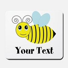 Personalizable Honey Bee Mousepad