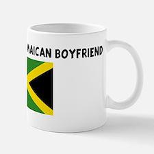 PROPERTY OF MY JAMAICAN BOYFR Mug