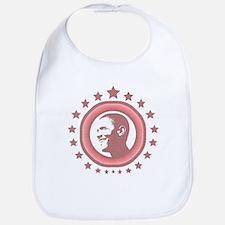 Super Obama (red) Bib