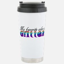 My favorite color is Gl Stainless Steel Travel Mug