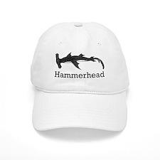 Vintage Hammerhead Shark Baseball Cap