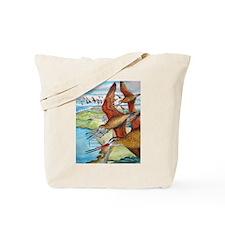 Marbled Godwits Tote Bag