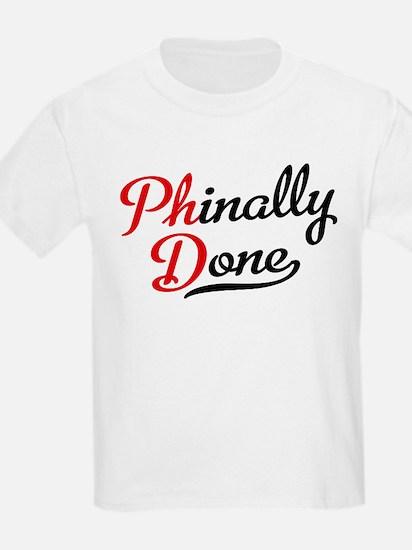 Cute Ph.d T-Shirt