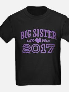 Big Sister 2017 T-Shirt