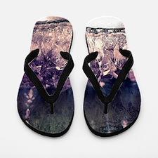 Crystal Magic Flip Flops
