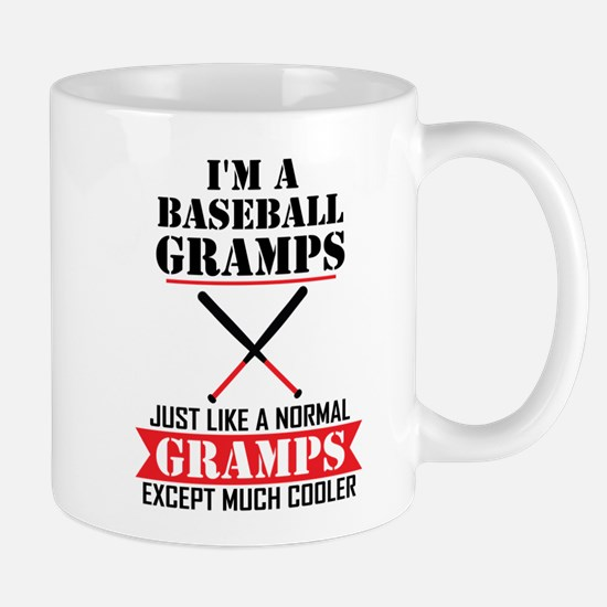 I'M A Baseball Gramps Just Like A Normal Gramps Ex