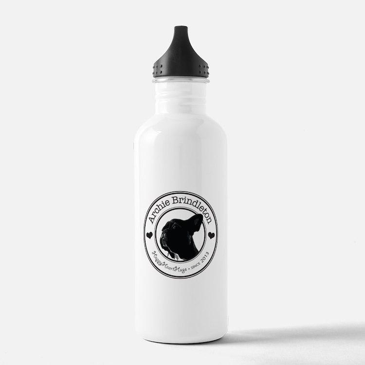 Happy Heart Hugs Stainless Water Bottle 1.0l
