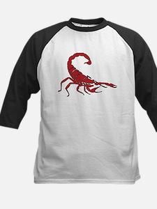 Red Scorpion Baseball Jersey