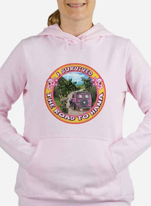 road_to_hana2 Sweatshirt